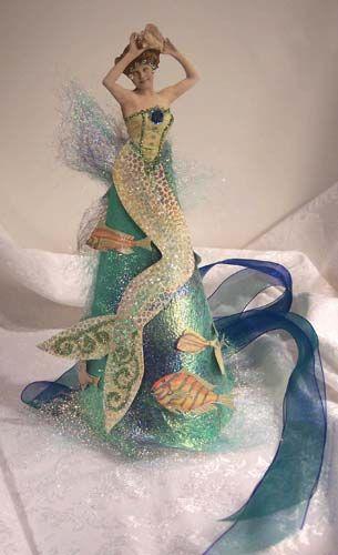 Mermaid party hat!