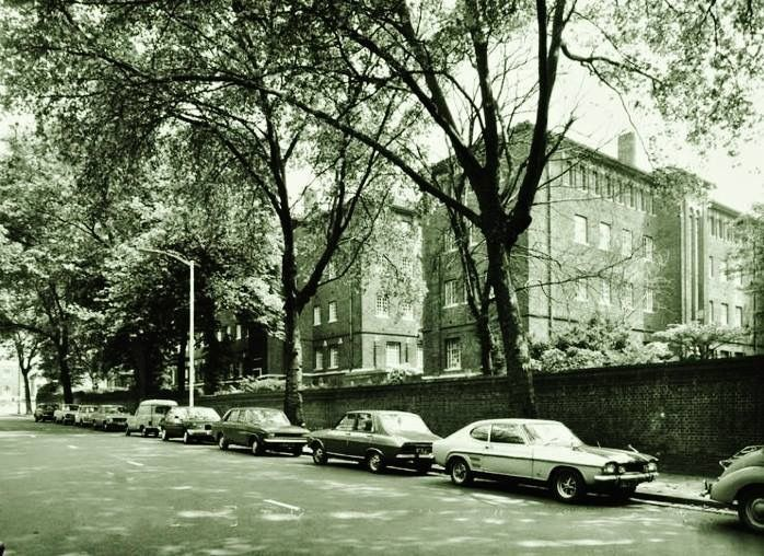 William Booth College, Champion Park, Denmark Hill Camberwell South East London England in 1979