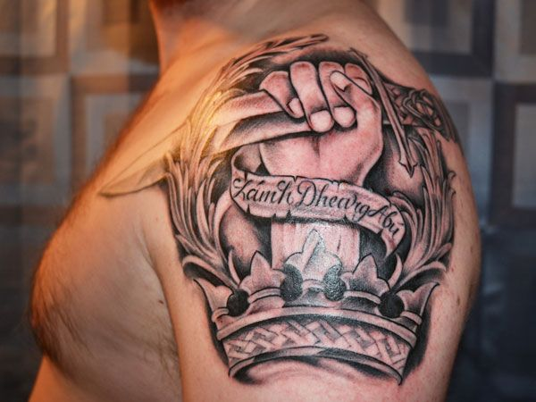 22 best images about badass tattoos for girls on pinterest for Girls with badass tattoos