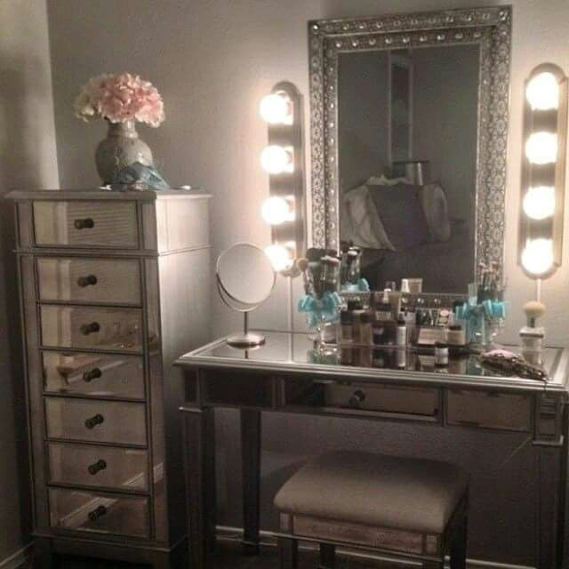 33 Best Vanity Ideas Images On Pinterest Dressing Tables