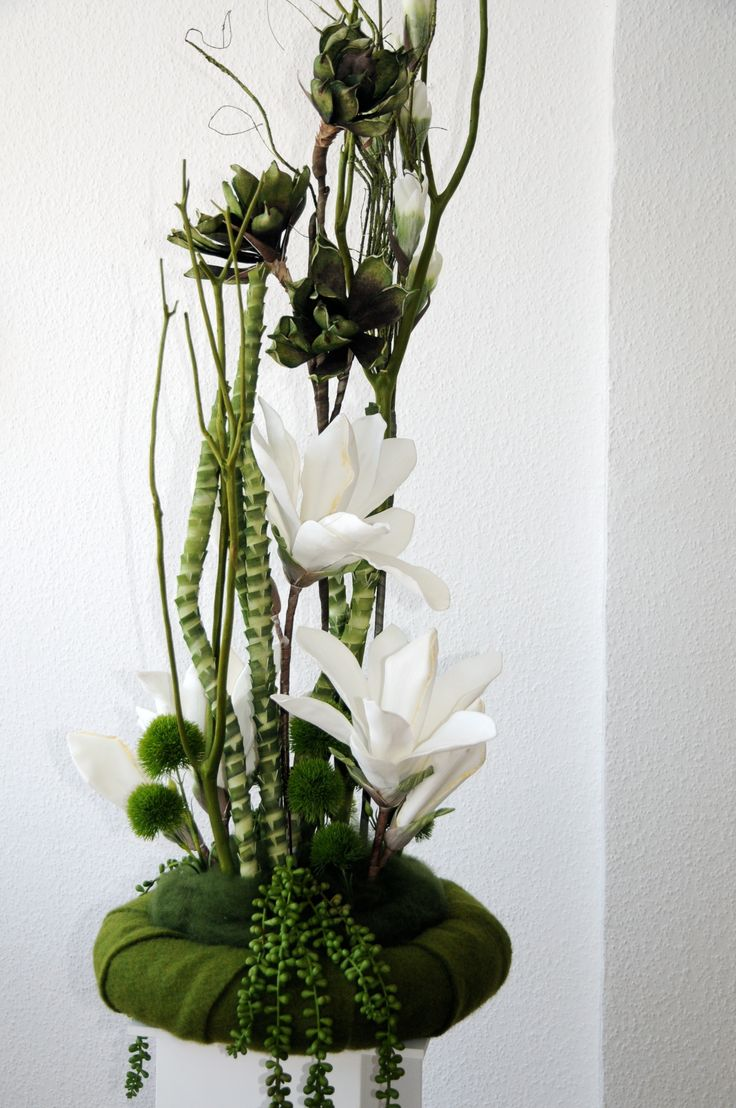 Modern Flowers... Love it:)