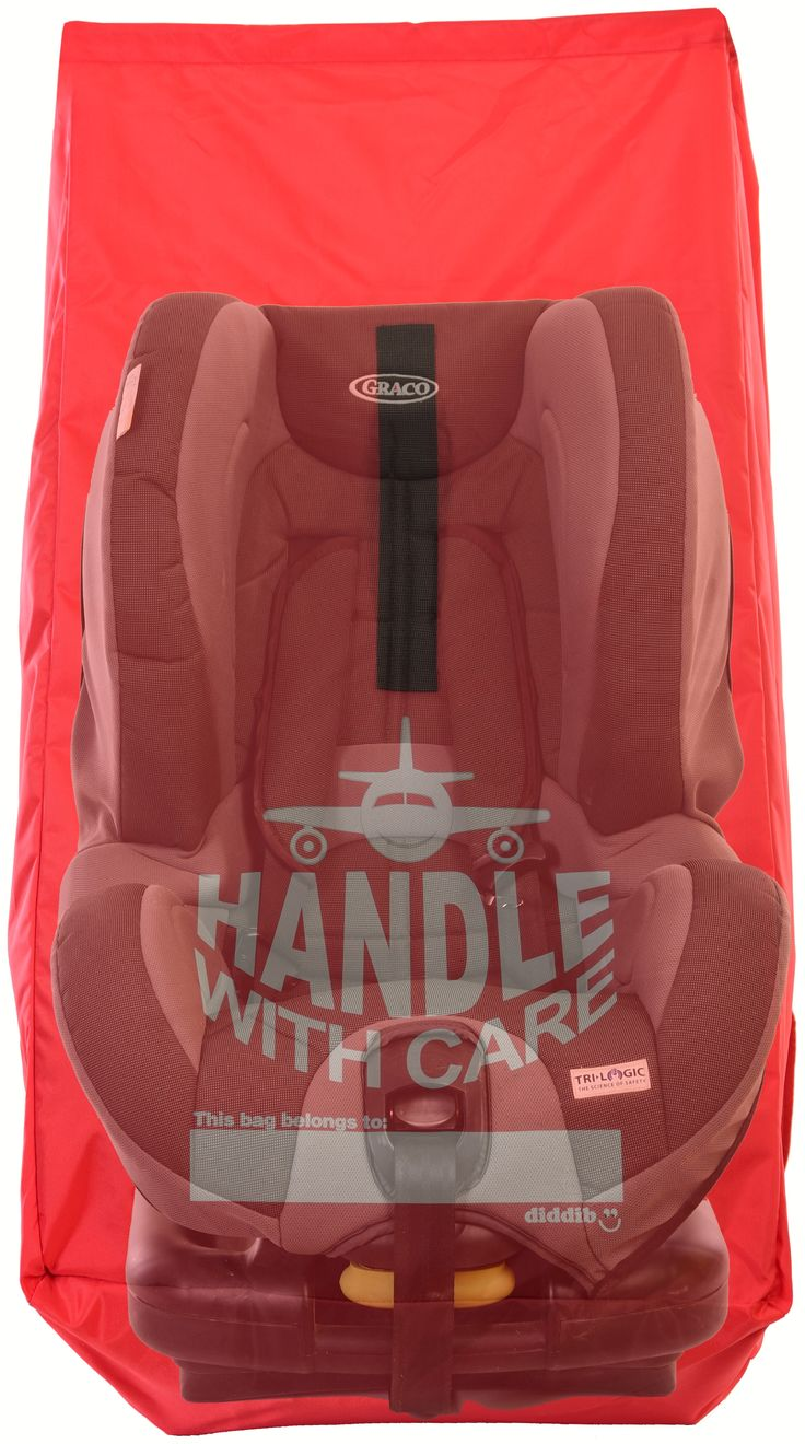Car Seat Travel Bag For Protection And Convenience By Diddiboo