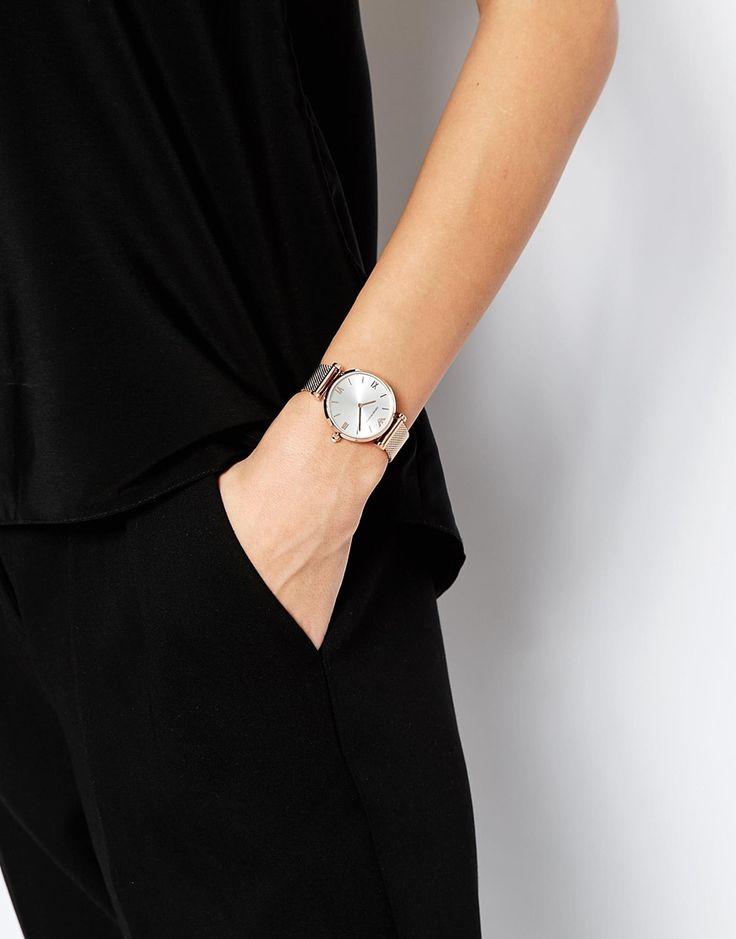 Изображение 3 из Часы цвета розового золота EmporioArmani Gianni