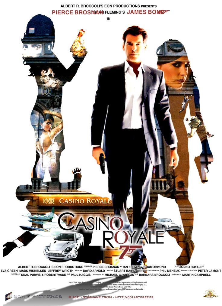 James bond casino royale posters large format casino moneygram