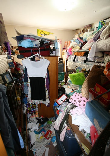 17 best images about hoarders from hell on pinterest mid - How much to deep clean a 3 bedroom house ...