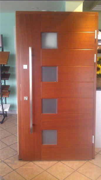 Modern Exterior Doors Spaces With Custom Entry Door Custom