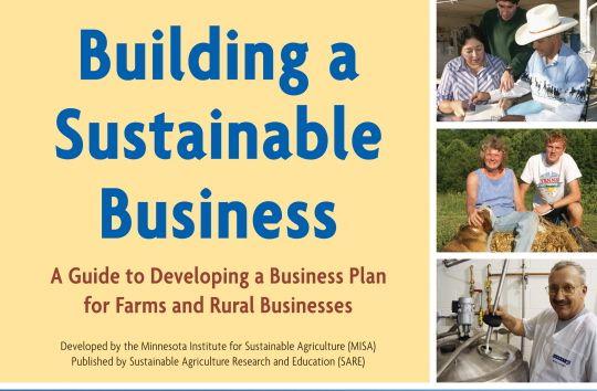 organic farming business plan pdf