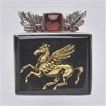 Pegasus In Flight     www.silvertownart.com