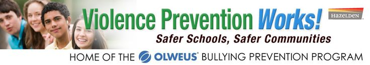 Check out the Olweus Bullying Prevention Program! The Olweus Bullying Prevention Program is designed to improve peer relations and make schools safer, more positive places for students to learn and develop. Currently, FCS has 26 schools implementing the program!
