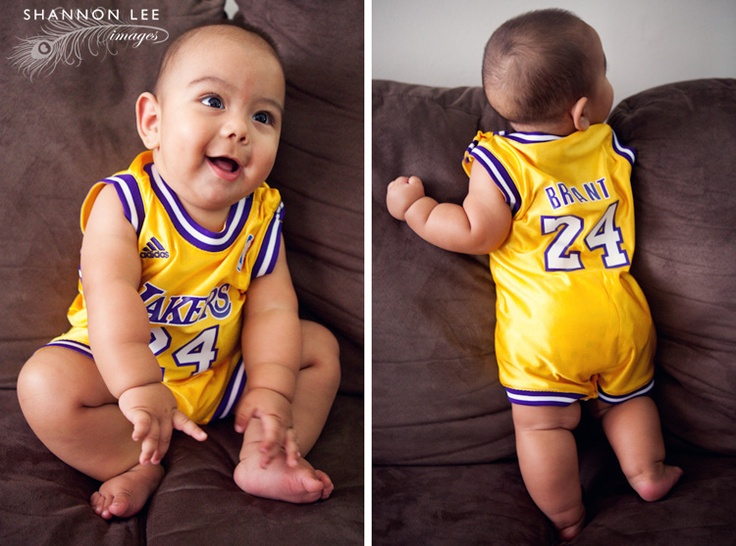 Kobe bryant baby jersey