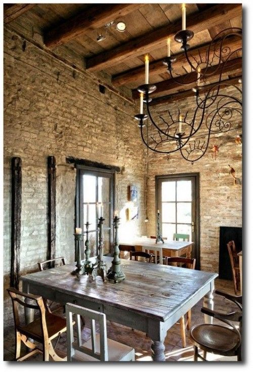 Italian decor italian decorating ideas designer unknown Rustic tuscan house plans