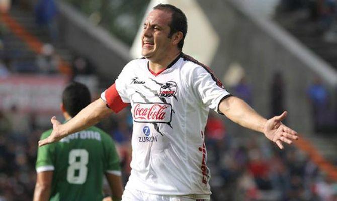 Pase agol deCuauhtémoc Blanco en Puebla 2-1 Alebrijes - http://notimundo.com.mx/mundo/tiempo-poner-pase-gol-cuauhtemoc-blanco-puebla/8595