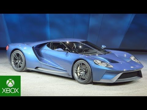 Forza 6 release trailer/ beautiful vehicles and mechanics