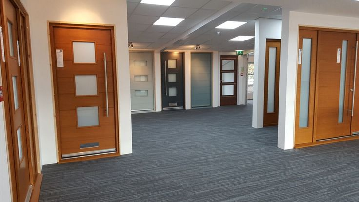 Todd Doors High Wycombe showroom showcases a beautiful range of external and internal doors. Visit : tods doors - pezcame.com