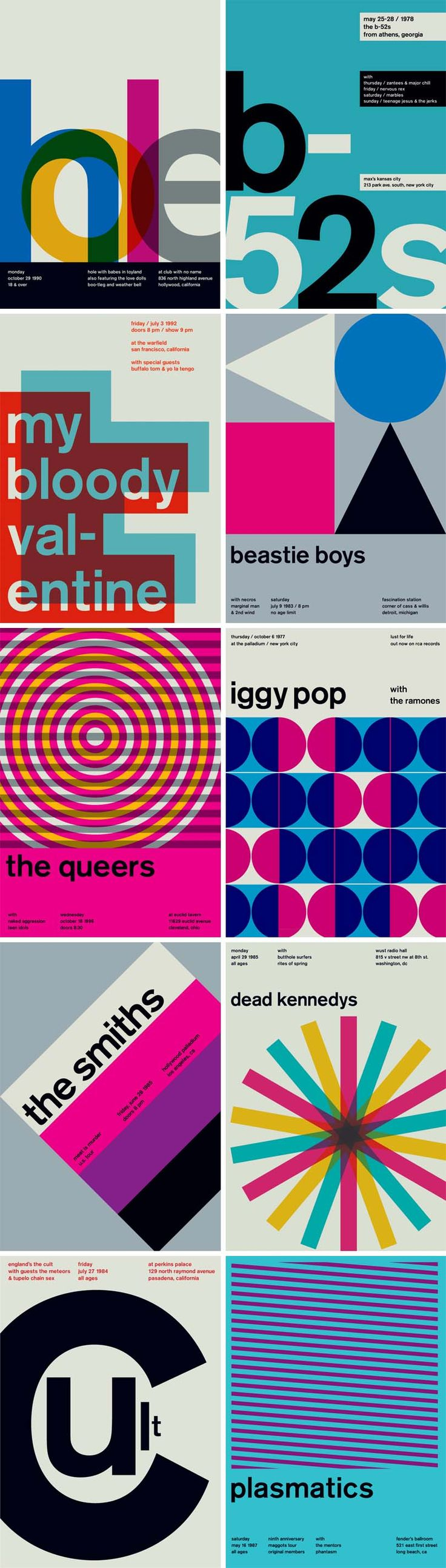 Poster design lesson plan - Swissted Mike Joyce Graphic Design Typography Redesigning Old Punk Hardcore