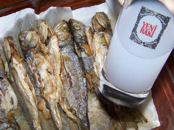 rakı balık: