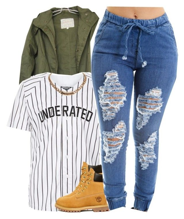 """""""September 26, 2k15"""" by xo-beauty ❤ liked on Polyvore featuring Underated, Givenchy and Timberland"""