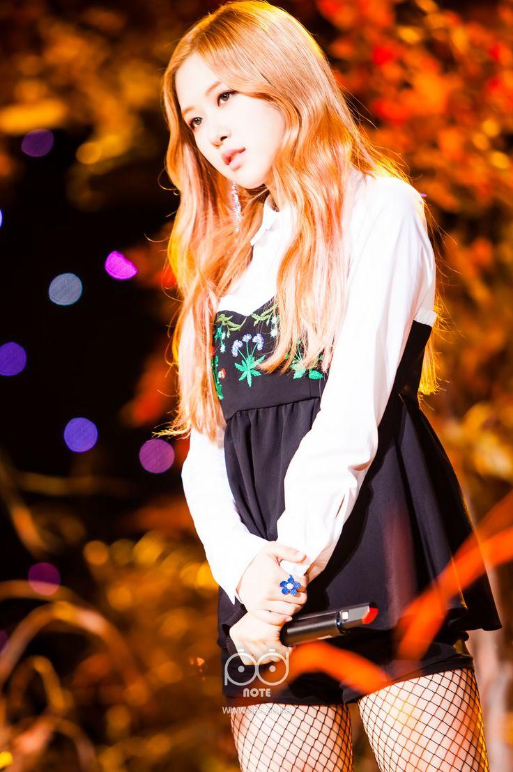 kpop the rose