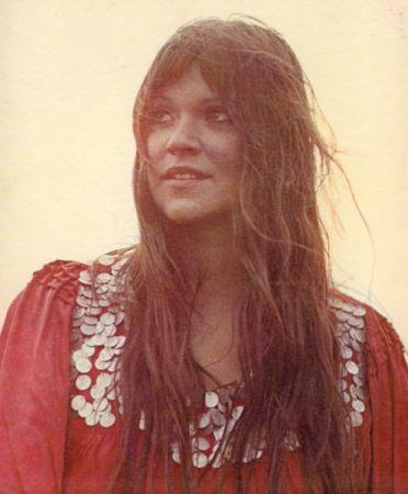 Melanie Safka - known as just 'Melanie'
