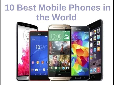 Top 10 Mobile Phone 2016 in World