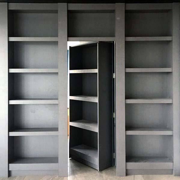 Top 50 Best Hidden Door Ideas Secret Room Entrance Designs Hidden Doors In Walls Hidden Door Bookcase Garage Door Design