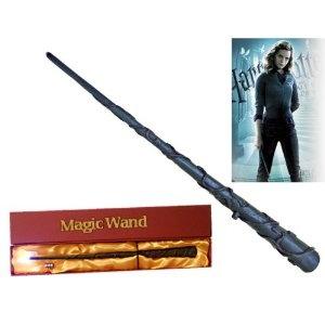 HARRY POTTER HERMIONE GRANGER LED LIGHT UP MAGIC WAND: Amazon.co.uk: Toys & Games