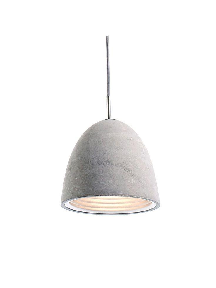 Beton-Deckenleuchte, Jetzt bestellen unter: https://moebel.ladendirekt.de/lampen/deckenleuchten/deckenlampen/?uid=42148dec-933d-5fb0-a201-11ffc40ef92e&utm_source=pinterest&utm_medium=pin&utm_campaign=boards #deckenleuchten #living #lampen #deckenlampen #beleuchtung