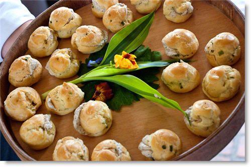 Elegant Wedding Appetizer Ideas: Simple Elegant Hors D'Oeuvres