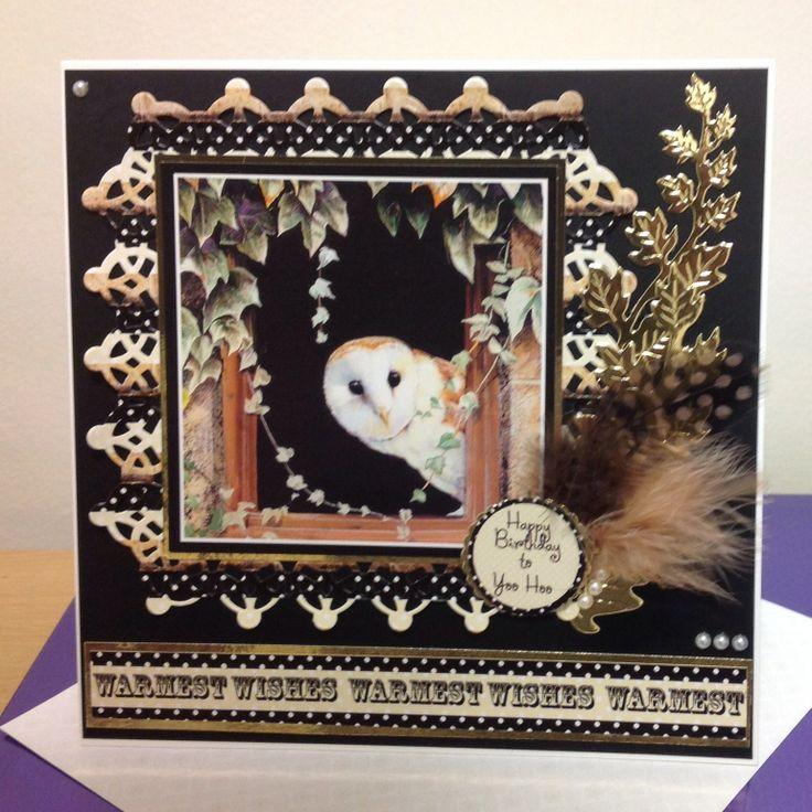 Peep O Owl 2, Pollyanna Pickering