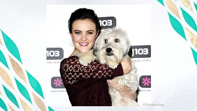Winners: Ashleigh and Pudsey were crowned the champions of Britain's Got Talent in 2012...