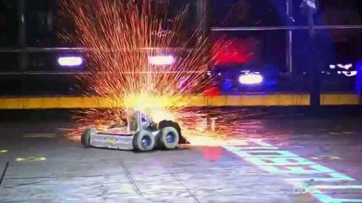 Battlebots 2015 Episode 5 - Tombstone Vs Witch Doctor Full