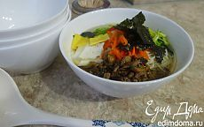 Чанчи Куксу - праздничная корейская лапша!