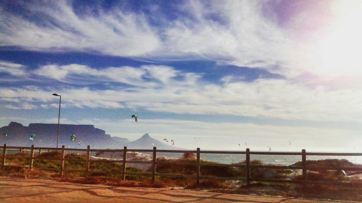 Kitesurf ,south africa