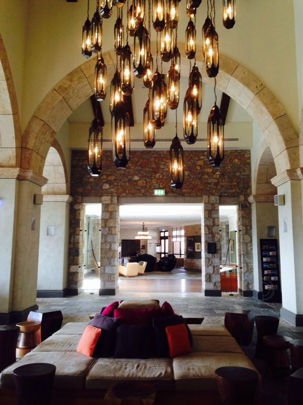 Westin resort costa navarino #greece  Luxury place to stay well designed and the services are perfect