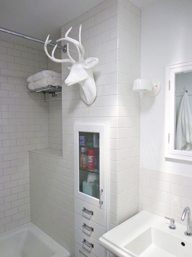 Images On Announcing the Winners of the Remodelista Considered Design Awards White Tile BathroomsSmall