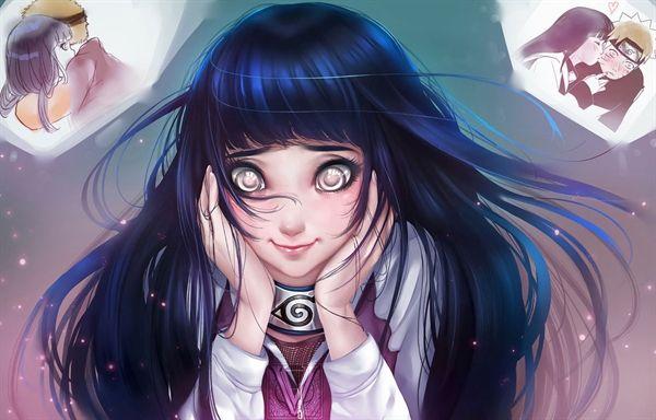 Anime: Naruto Personagem: Hinata