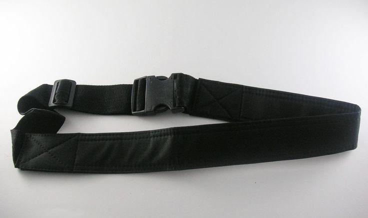 598505* Gepolsterter Gürtel,Koppel, Arbeitsgürtel,verstellbar,1200 x 50 mm,Nylon
