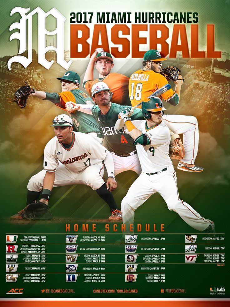 Best Sports Team Schedules Images On   Online Poster