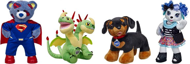 Build-A-Bear Special Promo 2016 - $15 Off $50 or more. get #Coupon now and save on #gifts
