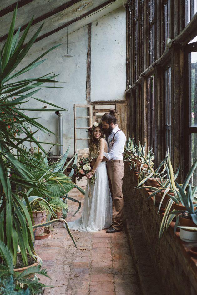 Tu boda indie paso a paso » Mi Boda #MiBoda #novias #ideas #inspiración #exterior