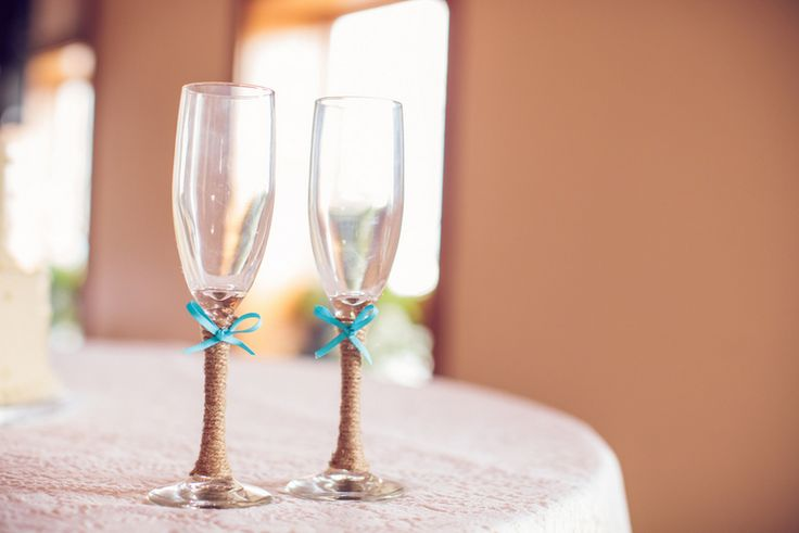 Brown and Blue Rustic Wedding by Richard Bell Photography - KnotsVilla