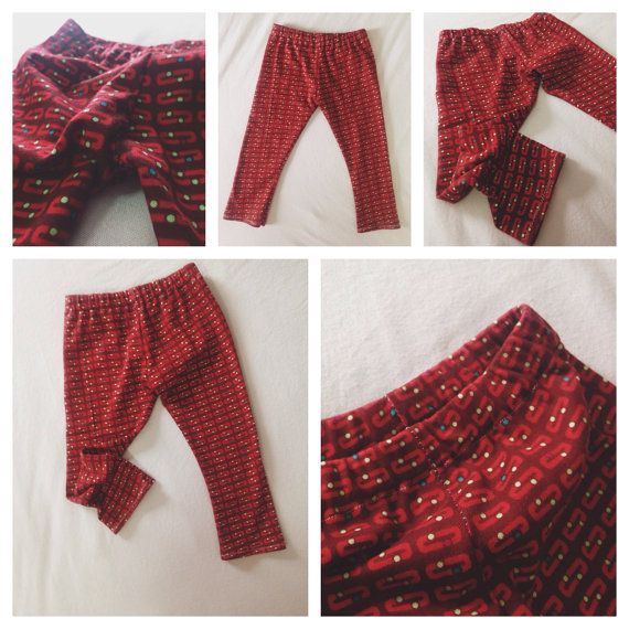 Handmade Baby/Toddler leggings by AddieBooAccessories on Etsy