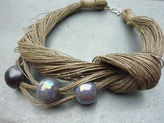 CYNAMONN Organic Contemporary jewelry by Cynamonn on Etsy