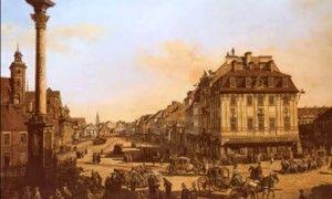 Zobacz piękną barokową Warszawę na obrazach Canaletta (film)