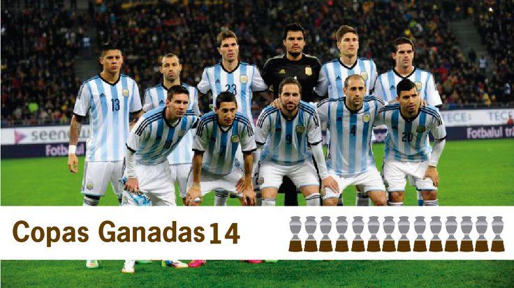 Selección de Argentina Copa America 2015