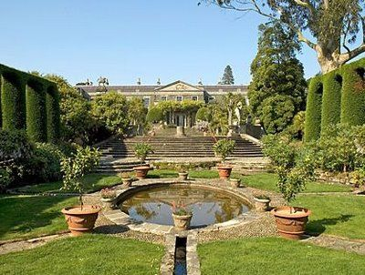 Mount Stewart, Northern Ireland - TRAVEL INTO WORLD: Most Beautiful and Famous Gardens in the World