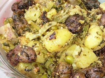 8 best gujarati food images on pinterest gujarati food indian surti undhiyu veggie dish with fenugreek dumplings egg plant potatoes yams rajasthani foodgujarati foodindian food recipesveg forumfinder Images
