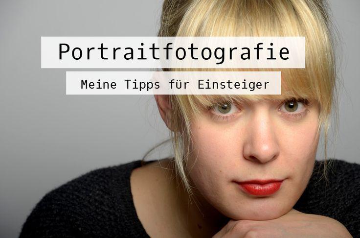 Portraitfotografie kann jeder – Meine Tipps für Einsteiger