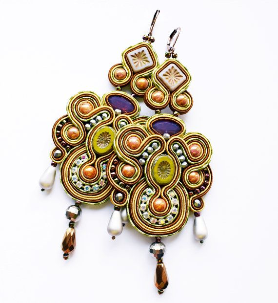 Hey, I found this really awesome Etsy listing at https://www.etsy.com/listing/479015948/soutache-dangle-earrings-bohemian