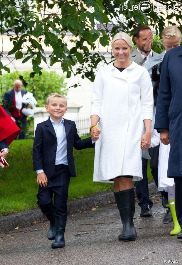 Crown Princess Mette Marit's 40th Birthday